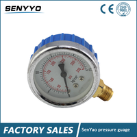 China supplier high quality Custom auto cylinder pressure gauge