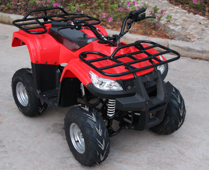 4 wheel mini quada atv 110 cc