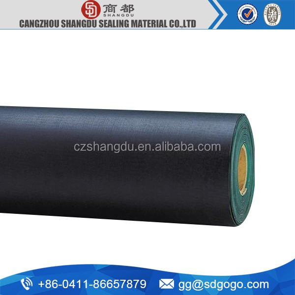 SD Non-toxic Industrial Cloth/fabric Insertion Rubber Sheets Rolls Sheet Rubber/rubber Sheeting