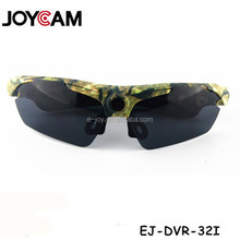 Full HD Portable 1280*720 High Resolution Hidden Glasses Camera,digital sunglass camera,invisible sunglasses camera EJ-DVR-32I