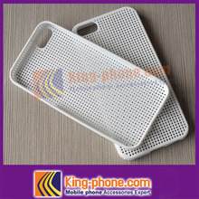 Best selling good quality TPU thick transparant cell phone case for iphone5,tpu thick case