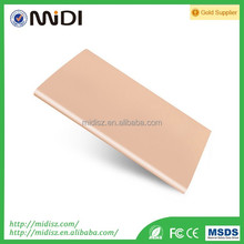 Mini size ultra thin portable charger power bank 20000mah for phone
