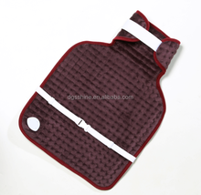 Top-Quality Machine Washable Soften Flannel Welding Stamp Heated Back & Neck Pad directly Guangdong Factory