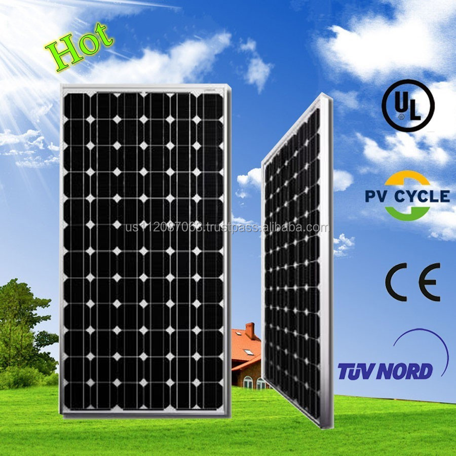 300 watt the pv solar panel with high quality
