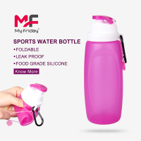 Wholesale custom size colorful food grade silicone mini shaker water bottle