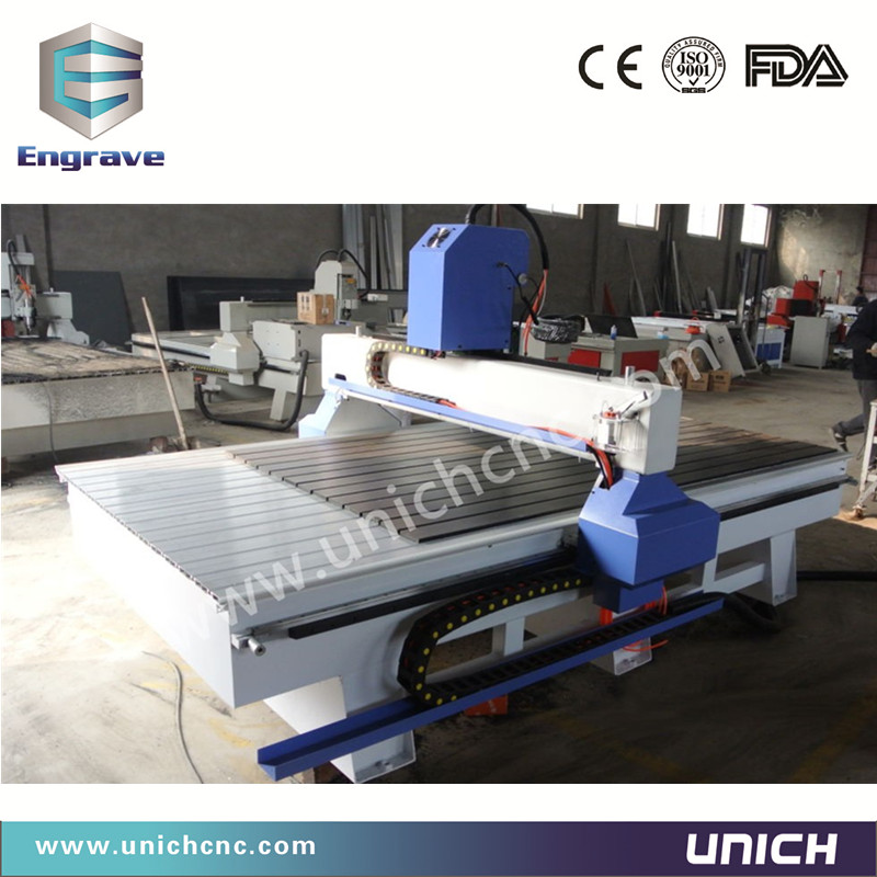 China famous brand unich 1300*2500mm wood cnc router cutting tool
