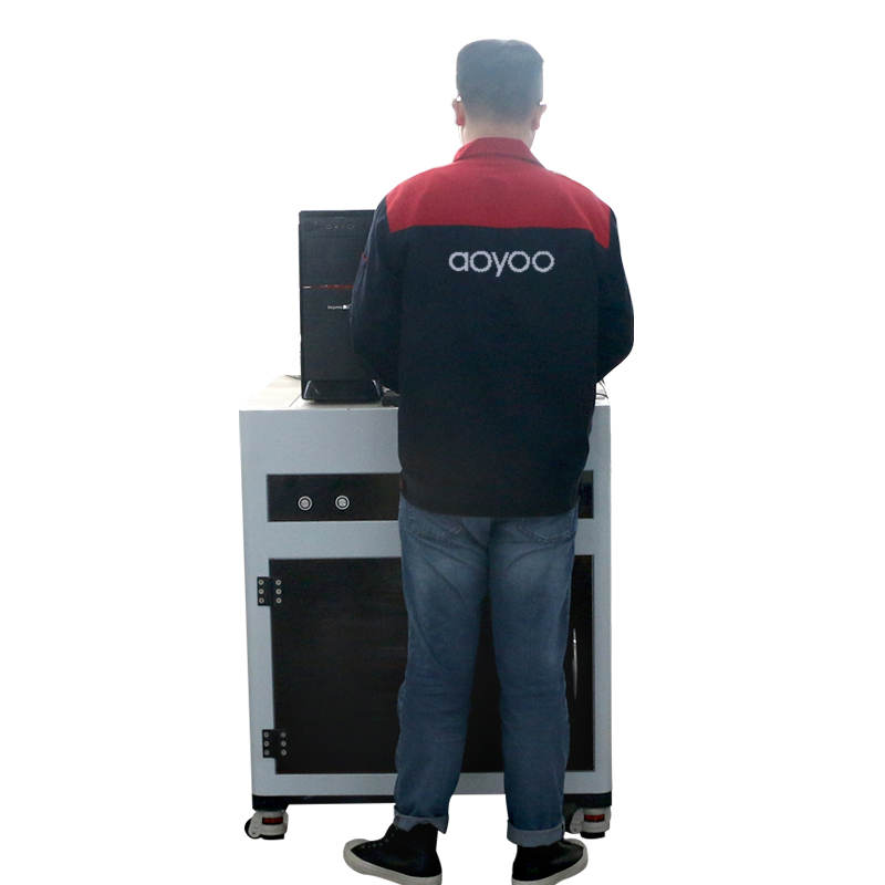 AOYOO 3d engraving machine crystal portrait glass laser engraver 3d drawing <strong>software</strong>