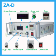 Small size ozone generators for medical treatments O3 therapy