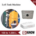 Blow Molded Loft Tank Mould