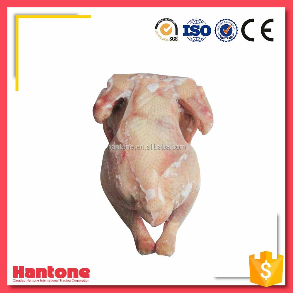 HALAL Whole Frozen Skin On Chicken for Export