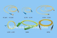 Network Jumper cable can be customize assemble with different types of connectors
