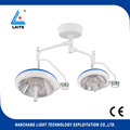 Double dome ceiling LED operation theatre light surgical light