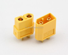 amass XT60 plug battery connector plug next generation model (yellow one pair) T plug alternatives