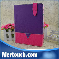 For iPad air 2 3 4 Nice various colors colorful Pocket card holder unique design case