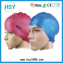 2013 HOT OEM factory for silicone rubber swim caps with high quality