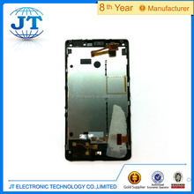 china mobile phone spare parts lcd display for nokia lumia 820