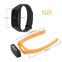 HD Buckle Bracelet Spy Camera 1080p - Support Video Audio Recording Adjustable Wristband Style 32GB Micro SD Card