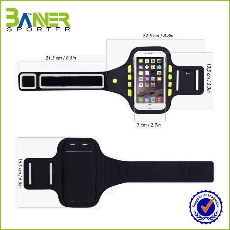 OEM factory New design New Sale Popular sports armband phone case