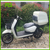 2000W brushless electric motorcycle with front basket/warm-box for delvery meals