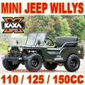 150cc Mini Jeep Willys