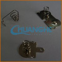 Factory supply wenzhou customised fixed spring clip for ceiling lamp