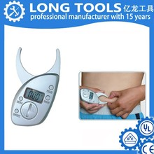 Electric Digital body fat caliper factory sold direct