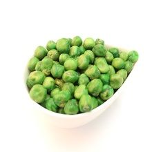 big healthy fried dry flavored green peas snacks foods to eat