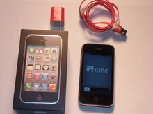 obo 3GS Touch Screen Cellular Phone 8GB