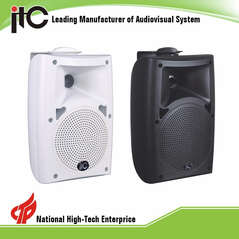 T-774SW High Performance 30W 100V Two Way Outdoor Speaker Box