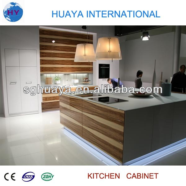 solid wood kitchen cabinet with plywood carcase
