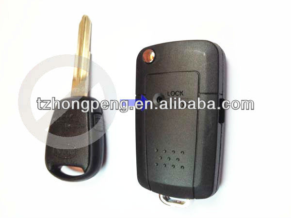 modified factory direct remote flip key shell for Hyundai accent car key cover