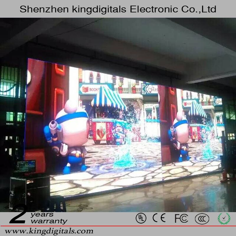 KINGDIGITALS led board pitch 4mm led video wall p4 led display indoor led tv screen/4mm pixel pitch led display