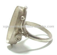Blank Ring 925 silver Jewelry Wholesale Factory in Thailand..