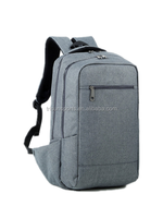 waterproof grey business laptop backpack of china supplier