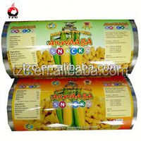 Low Price high quality good barrier fish sausage soft lamination film