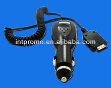 promotional usb wire mobile phone car charger