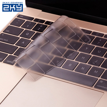 "Ultra Thin High Transparent TPU Keyboard Protector Cover For Macbook Air 12"",Soft Clear Keyboard Cover Skin For Macbook Air Pro"