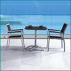 Polywood outdoor dining set garden table and chairs AW-907TC