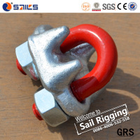 G450 Forged Galv Metal Wire Rope Clips