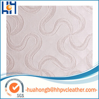 Wuxi Decorated Pvc Furniture Fabric Textiles