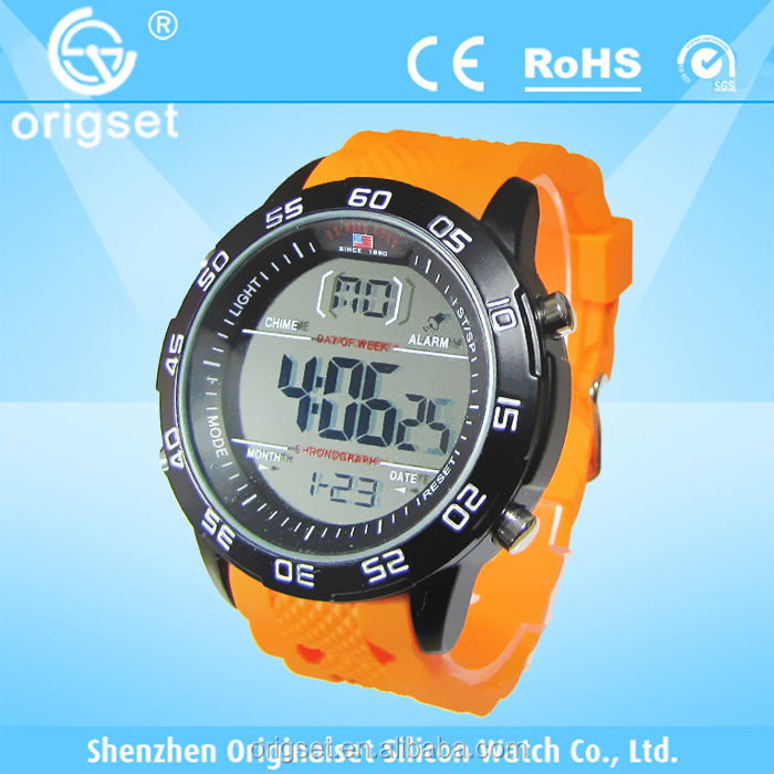 multi-function good quality digital watches customs logo watches woman digital