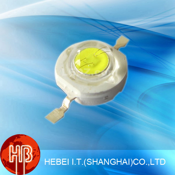 High Power 1W Led Diode Chip Warm White Diode