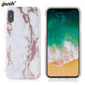 New design gilding maebel TPU case for iPhone X , back cover case mobile accessories