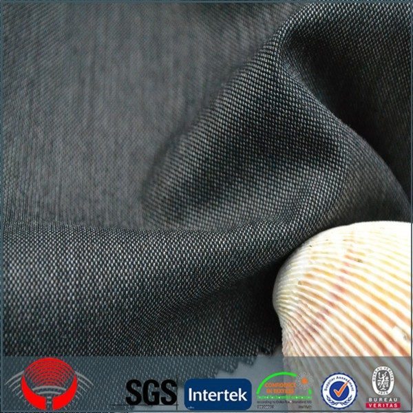 2016 new products TR 70/30 dyed dot fabric for school uniform