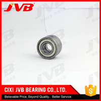 2016 Hot Sale Made in Cixi TS16949 Certificated Long Working Life motorbike bearing 6203-2rs 6202-2rs