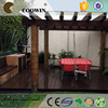 Garden decoration composite outdoor solid bamboo decking