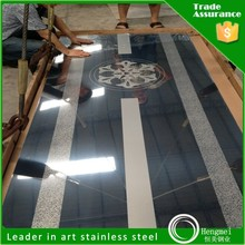 China supplier decorative elevator stainless steel panel