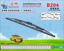 factory Screw type wiper blades