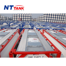 20' ISO standard tank container for sale