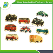 Promotional Wholesale Souvenir Epoxy Resin Fridge Magnet for promotion